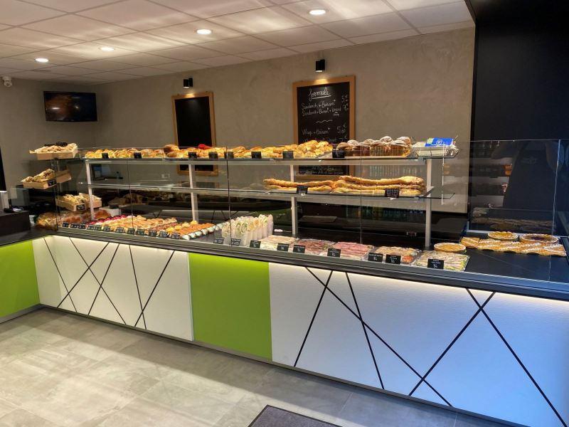 vitrine-réfrigérée-boulangerie-pâtisserie