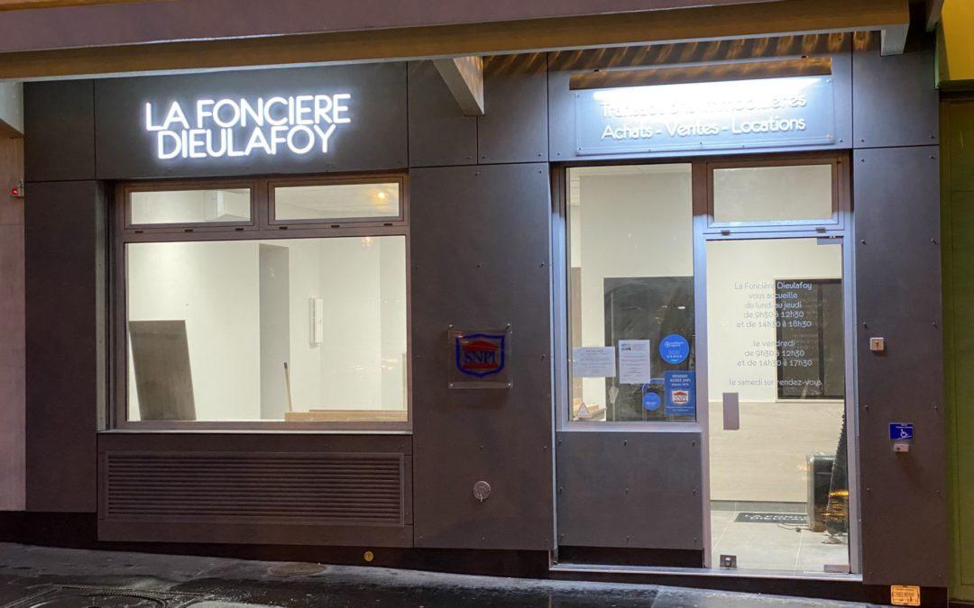 Agence immobilière La Foncière Dieulafoy