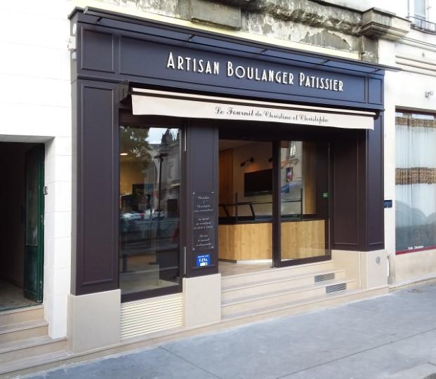 Agencement boulangerie Grand-Est