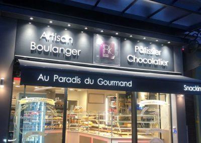 Au Paradis du Gourmand